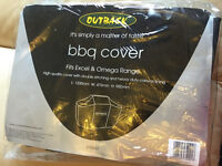 Outback BBQ cover excel and omega range
