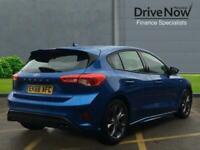 Ford Focus 1.5 EcoBlue ST-Line Hatchback 5dr Diesel Manual (s/s) (120 ps) Hatchb