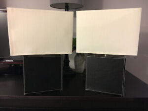 2 Table Lamps for sale