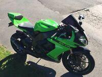 Sports bike wanted