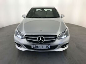 2013 63 MERCEDES-BENZ E220 SE CDI DIESEL SERVICE HISTORY FINANCE PX WELCOME