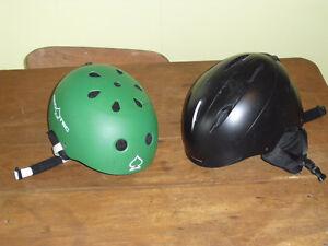 Protec or Giro snowboard sking cycling helmet rafting medium