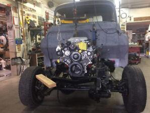 1955 Apache (Restoration Project)