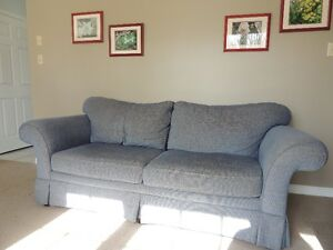 Skylar Peppler sofa, chair and ottoman
