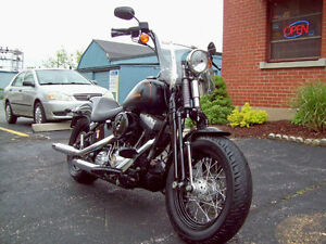 "HARLEY DAVIDSON ""CROSSBONES"" RARE MODEL, GREAT PRICE"