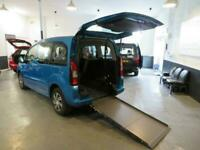 2014 Citroen Berlingo Multispace 1.6 HDI VTR 5DR WHEELCHAIR CAR MPV Diesel Manua