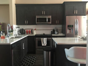 FULLY FURNISHED - 3 Brm + 2.5 Bathrm Sullivan Heights - $2600