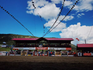 2 Williams Lake Stampede Tickets