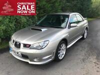 2006 SUBARU IMPREZA 2.5 WRX STI SPEC D 6 SPEED MANUAL 353 BHP