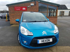 2010 Citroen C3 1.4HDi 8v VTR+ Diesel Blue Px Welcome PX WELCOME