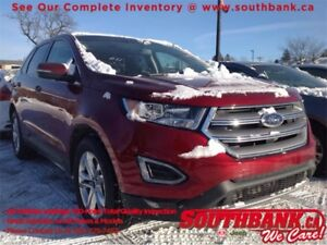 2017 Ford Edge SELAWD, Leather Seating, NAV, Heated Seats
