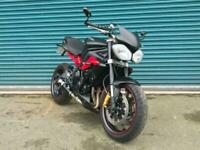 Triumph Street Triple 675 R ABS, VGC, FSH, Free UK Mainland Delivery