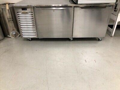 Traulsen Tu072ht 72 Undercounter Refrigerator