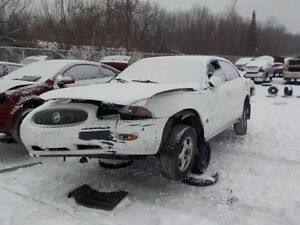 2000 Buick Lesabre Now Available At Kenny U-Pull Cornwall