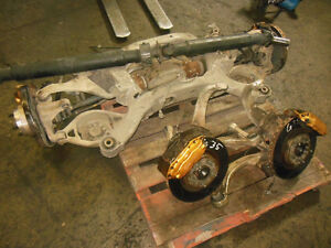 03-07 JDM Infiniti G35 Coupe Rear Subframe Differential Axles G3