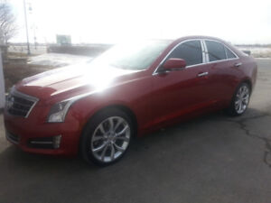 2014 cadillac ats turbo performance  bijoux  25300klm