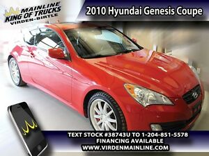2010 Hyundai Genesis Coupe 2.0T  - $123.68 B/W