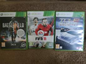 Xbox 370 games