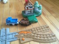 Children's trains and accessories