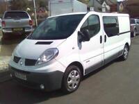 2011 Renault Trafic 2.0 dCi LL29 Phase 3 Panel Van 4dr (Nav) Window Van Diesel M