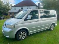 Spares or repair 2004 Silver Volkswagen Caravelle 2.5 TDI PD SE AUTO