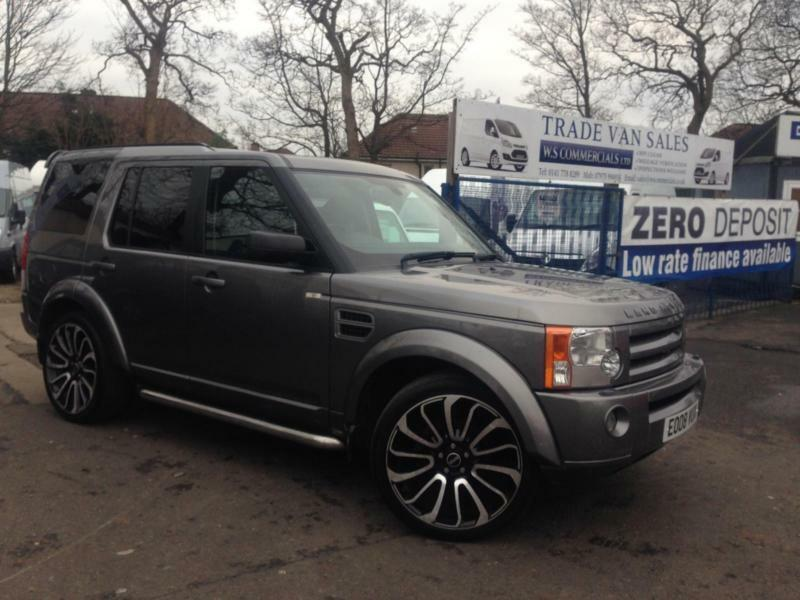 Land Rover Discovery 3 2.7TDV6 auto XS