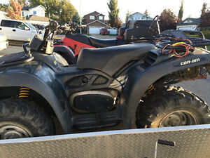 Quad for sale. Must sell quick Fresh tune up. 2499.00