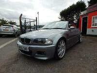 2005 BMW M3 M3 2dr SMG Auto Cat D Repaired,12 months mot,Warranty 2 door Conv...