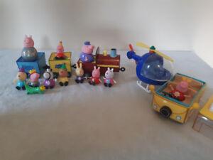 Peppa Pig Toys Set