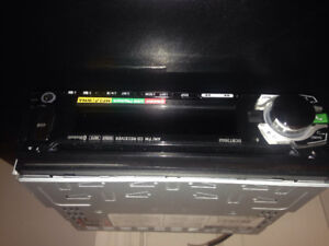 Brand new never installed car stereo