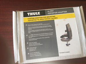 XK1 - Thule Truck Rack Adapter for Toyota Tacoma