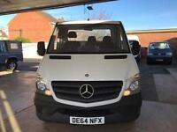 2014 MERCEDES BENZ SPRINTER 2.2 CDI 313 Dropside Truck 2dr LWB 14ft 2 Body