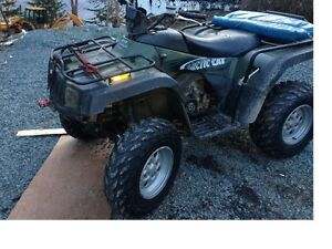 Used 2002 Arctic Cat 400fis