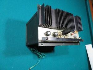 Bi Amplificateur Altec 1224 A