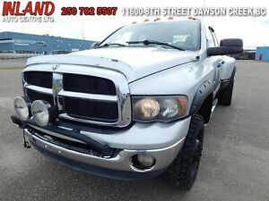2005 Dodge Ram 3500 SLT  Auto,Fog Lights,Long Box,Diesel 5.9 Cum