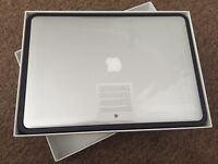 Macbook Pro 15 BOXED, 256 Gb