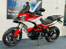 Ducati Multistrada 1200 S PIKES PEAK ! CARBON ! LOW MILES ! STUNNING