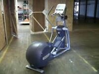 Precor EFX576i Commercial Elliptical- ARMS & INCLINE-CLEARANCE