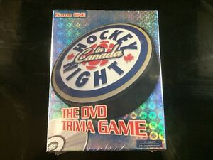 Hockey Night in Canada - THE DVD TRIVIA GAME