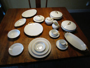 LIMOGES CHINA  (84 Pieces)