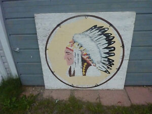 Native Painting........Timmins Delivery