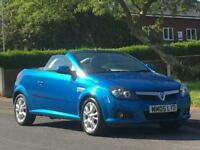 Vauxhall/Opel Tigra 1.4i 16v ( a/c ) 2005 Sport,CONVERTIBLE,READY FOR THE SUMMER