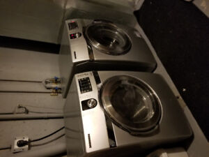 Samsung Steam Washer and Dryer set
