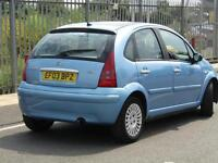 **PX BARGAIN TO CLEAR**Citroen C3 1.4HDi Exclusive**£30 TAX**75MPG**MOT OCT 17**