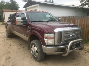 Welding Truck 2008 Ford F-350