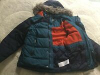 Boys 7-8 designer coat