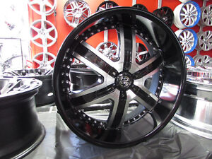 HILLYARD CUSTOM RIMS 22 INCH DODGE RAM RIMS NEW SALE ON NOW! WOW
