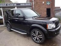 2013 63 LAND ROVER DISCOVERY 3.0 4 SDV6 HSE 5D AUTO 255 BHP DIESEL
