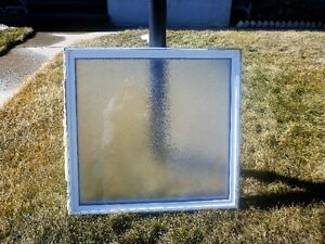 PVC WINDOW - NEW