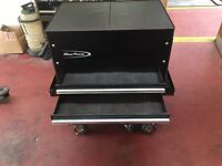 Snap on blue point trolley